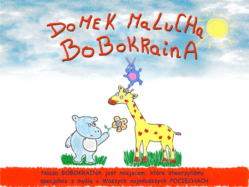 Domek Maluch - Bobokraina