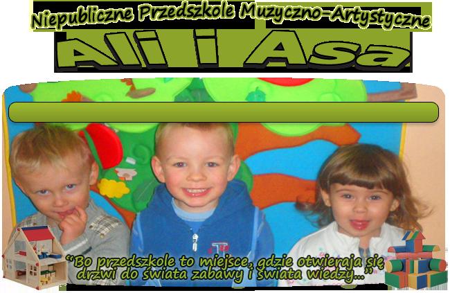 Mini żłobek Ali i Asa