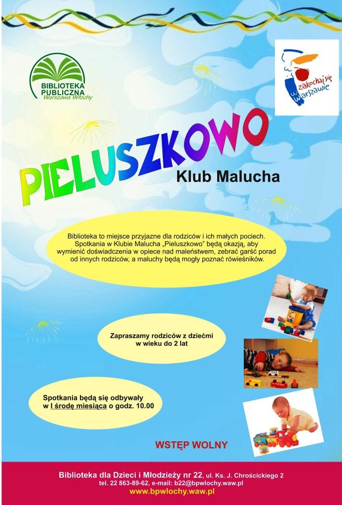 Kluby Malucha Pieluszkowo