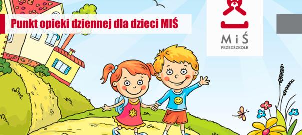Punkt Opieki nad Dziećmi Miś
