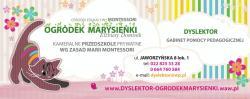 Ogródek Marysieńki Ośrodek Edukacyjny Montessori