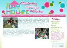 akademia rozwoju dziecka playhouse